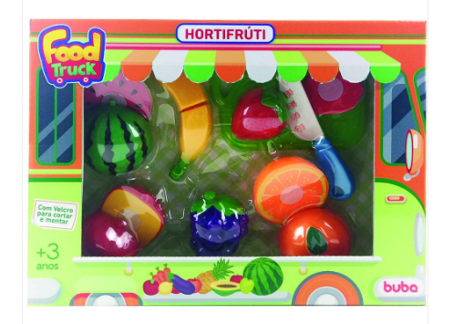 Food Truck Hortifruti