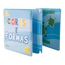 Livro de banho cores e formas Toyster
