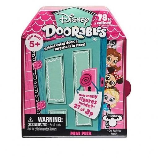 Mini Kit Disney Doorables