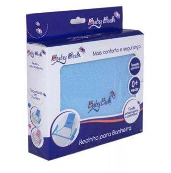 Redinha para Banheira Azul Brasbaby
