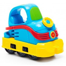 Rodadinhos Locomotiva