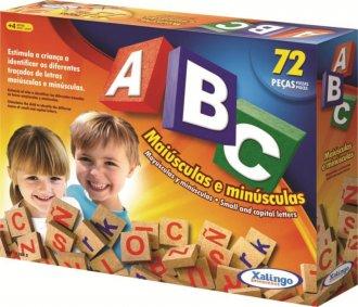 Imagem - ABC 72 PC Xalingo cód: F54499
