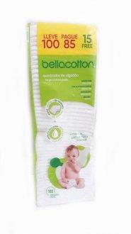Imagem - Algodão Quadrado Maxi bebê Bellacotton 100 unidades cód: 42363