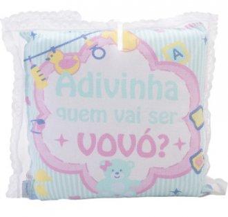 Imagem - Almofada  Vovó Baby Joy cód: P41288