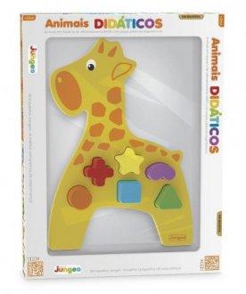 Imagem - Animais Didáticos Girafa  cód: P54830