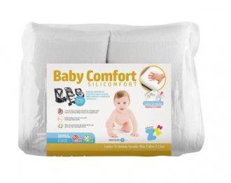 Imagem - Assento para Carrinho de Bebê Fibrasca Silicomfort Branco cód: 39694