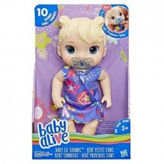 Imagem - Baby Alive Primeiros Sons cód: P52702