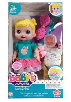 Imagem - Baby Collection Comidinha cód: P51403