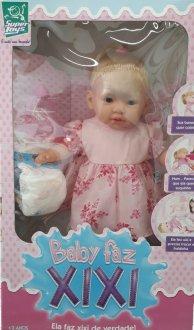 Imagem - Baby Faz Xixi Super Toys  cód: P29070