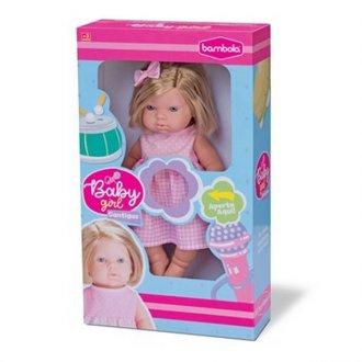 Imagem - Baby Girl Cantiga Bambola cód: P16605