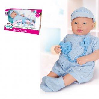 Imagem - Baby Ninos Reborn Pesadinho cód: P50329