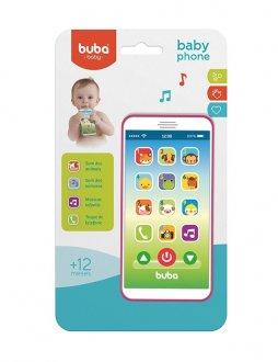 Imagem - Baby Phone Buba cód: P259