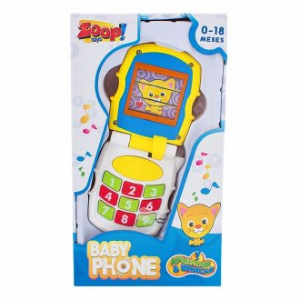 Imagem - Baby Phone Zoop Toys cód: 37842
