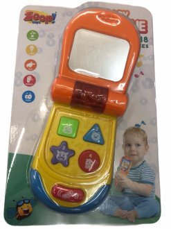 Imagem - Baby Phone Zoop Toys cód: 42562