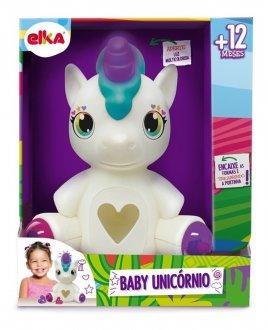 Imagem - Baby Unicórnio Elka cód: P55576