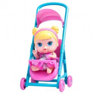 Imagem - Babys Collection Mini Carrinho cód: P50351
