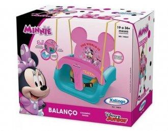 Imagem - Balanço Infantil Minnie Com Encosto Xalingo cód: F50396