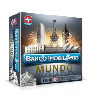 Imagem - Banco Imobiliário  cód: P54484