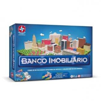 Imagem - Banco Imobiliário Estrela cód: P8072