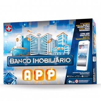Imagem - Banco Imobiliário Estrela cód: P45541