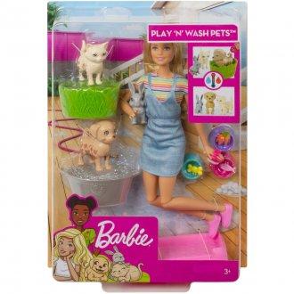 Imagem - Barbie Banho nos Pets cód: P54543