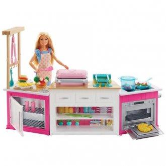 Imagem - Barbie Cozinha de Luxo cód: P50847