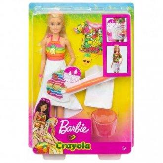 Imagem - Barbie Crayola Surpresa de Frutas cód: F54542
