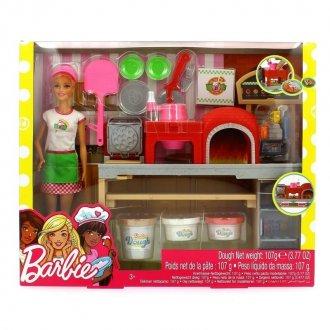 Imagem - Barbie Pizzaiola cód: P50761