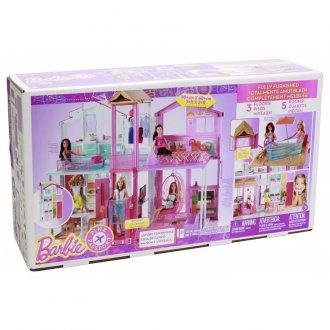 Imagem - Barbie Real Super Casa cód: P46162