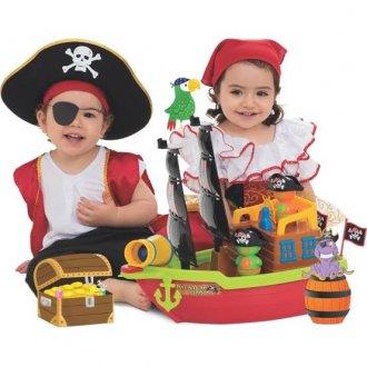 Imagem - Barco Aventura Pirata cód: P55018