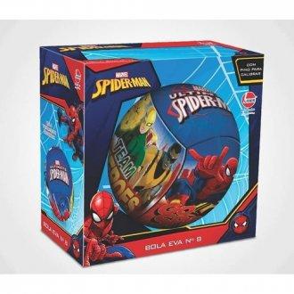 Imagem - Bola E.V.A Spiderman cód: P8866
