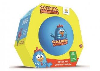 Imagem - Bola Vinil Galinha Pintadinha cód: F59759