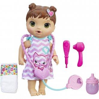 Imagem - Boneca Baby Alive Cuida de Mim cód: P48816