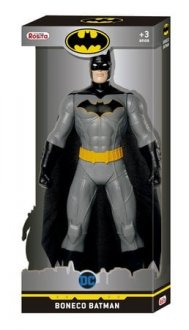 Imagem - Boneco Batman - Novabrink 40cm cód: F62554