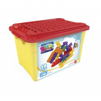 Imagem - Box Block Dismat cód: P29049