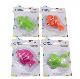 Imagem - Brinquedo para banho Animais Marinhos cód: 42514