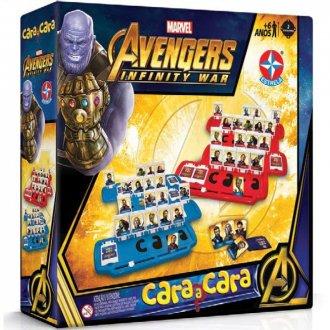 Imagem - Cara a Cara Avengers Guerra cód: P24240
