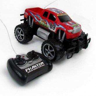 Imagem - Carrinho Controle Remoto Giant Four-Wheeler Rally cód: F45291