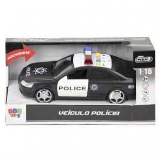 Imagem - Carro de Policia - BBR Toys cód: F63914
