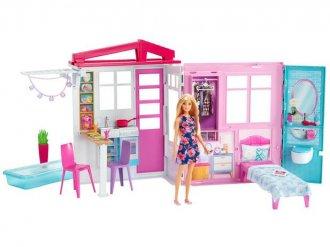 Imagem - Casa Barbie Real Glam cód: F54061