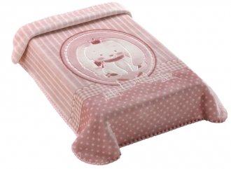 Imagem - Cobertor Colibri Premium cód: P38977