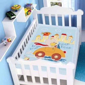 Imagem - Cobertor Jolitex Baby Raschel cód: P581
