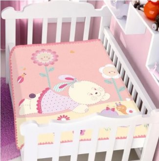 Imagem - Cobertor Jolitex Baby Raschel cód: P583