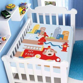 Imagem - Cobertor Jolitex Baby Raschel cód: P10199