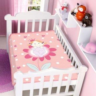 Imagem - Cobertor Jolitex Baby Raschel cód: P582