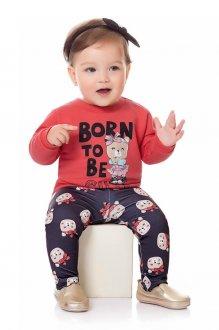 Imagem - Conjunto Kiko Baby cód: P1890