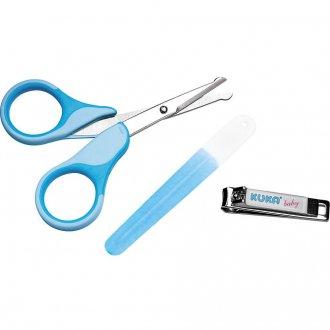 Imagem - Conjunto Manicure Kuka Azul cód: P3594
