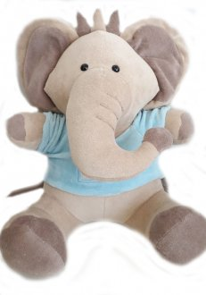 Imagem - Elefantinho Baby Toybrink cód: 42166