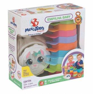Imagem - Empilha Baby Gatinho Mercotoys cód: P11351