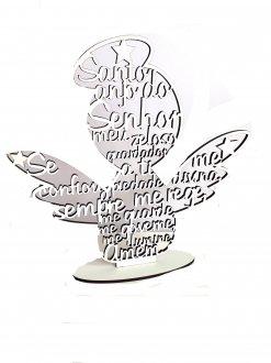 Imagem - Enfeite Oração cód: P489